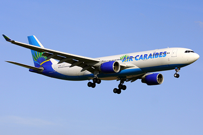 Le blog d 39 a rochti le plus bel avion de l 39 ann e - Matin caraib es ...